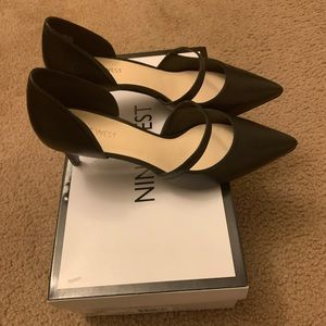 Nine West low-mid heels